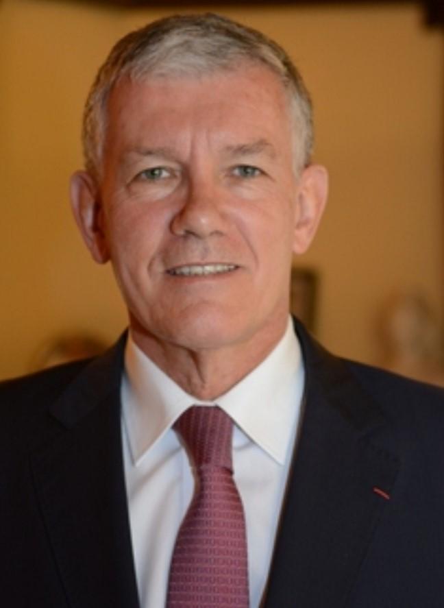 ANDRE PARANT, NOUVEL AMBASSADEUR DE FRANCE EN TUNISIE