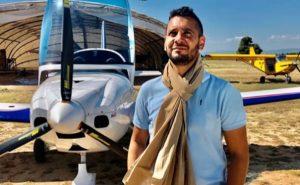 drone06francetunisieinfo 300x185 - Le record du Monde en ULM est battu par le Franco Tunisien Sabri Ben Hassen