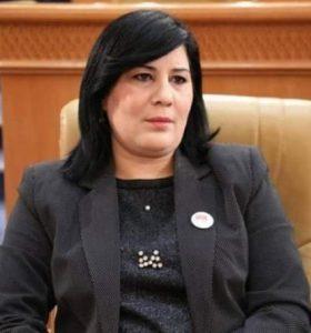ABIRMOUSSI 280x300 - L'Assemblée Parlementaire de la Francophonie adopte le combat d'Abir Moussi