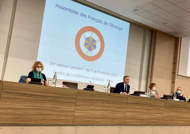 AFE FRANCETUNISIEINFO - Les mesures prises lors de la 33 ème session de l'Assemblée des Français de l'Etranger