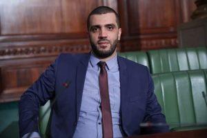 deputetunisien francetunisieinfo 300x200 - Le Parquet de Tunis ouvre une enquête suite aux propos du député Rached Khiari sur l'acte de terrorisme commis à Paris