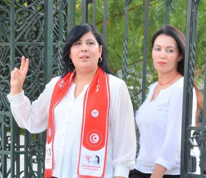 L'ARP Tunisienne condamne les violences infligées à Abir Moussi, suite à une correspondance du Parlement Européen