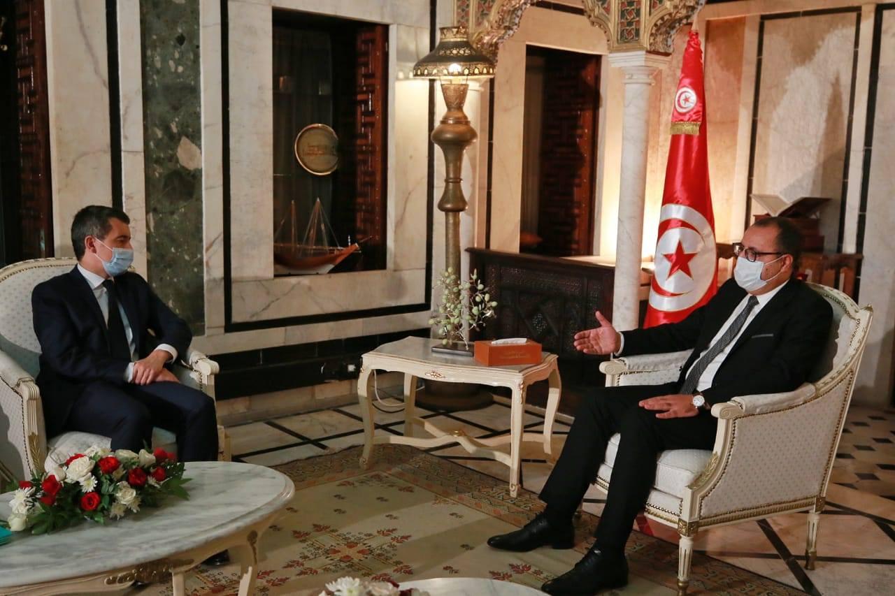 Les suites de la visite de Gérald Darmanin à Tunis