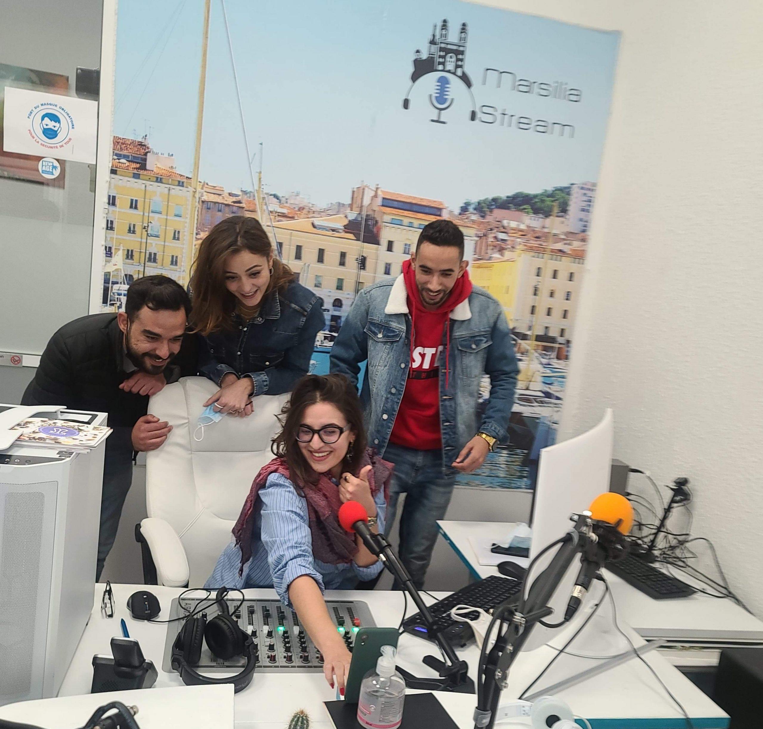 MARSILIASTREAM FRANCETUNISIEINFO scaled - Marsilia Stream, la citée phocéenne offre un nouveau canal médiatique pour les Tunisiens en France