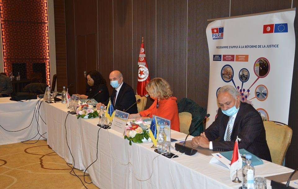 L'union Européenne soutient les réformes des institutions judiciaires et pénitentiaires en Tunisie