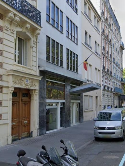 FRANCETUNISIEINFO 1 - Le corps d'un tunisien découvert pendu dans le 17 ème arrondissement à Paris