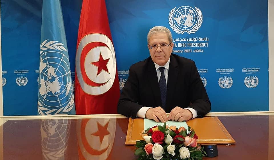 Othman jerandi FranceTunsie Info - La Tunisie réitère son intérêt pour la coopération internationale dans la lutte contre le terrorisme