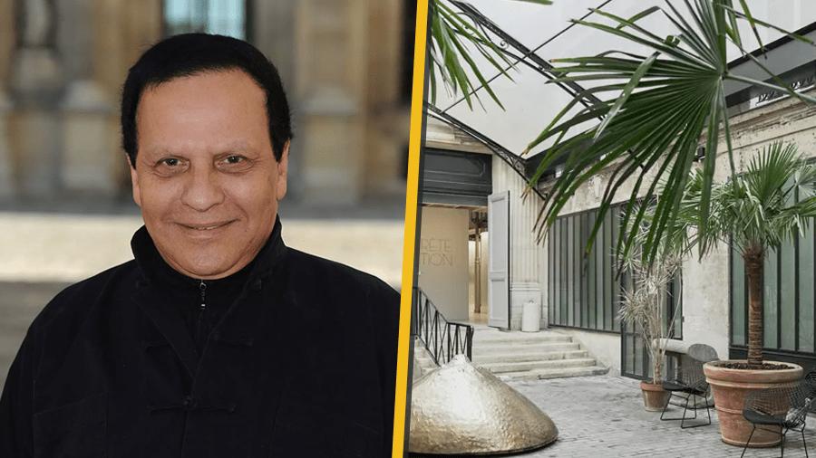 Nouvel espace à Paris dédié au couturier Azzedine Alaia