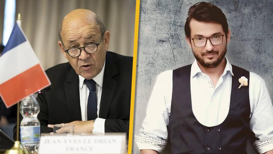 Jean-Yves Le Drian prend en main le dossier du chanteur Tunisien Noomaane Chaari