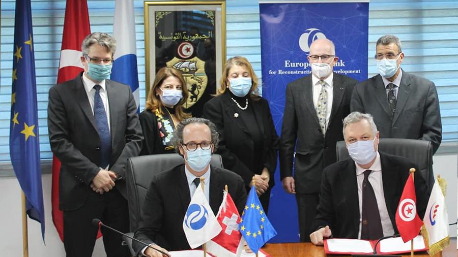 union europeenne steg francetunisieinfo - La réforme de la STEG appuyée par la BRED et l'UE, engage la transition énergétique de la Tunisie