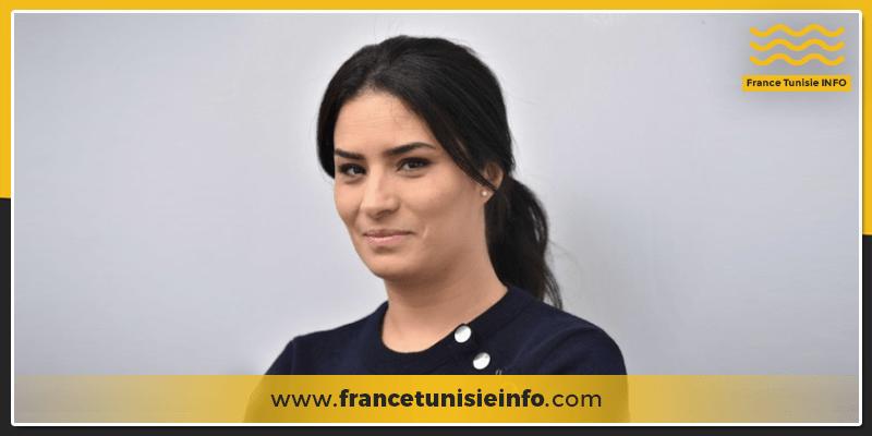 SONIA KRIMI - Sonia Krimi, une députée LAREM d'origine tunisienne...