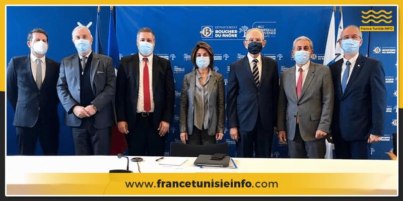 Les projets annoncés du Consulat de Tunisie à Marseille avec la Métropole Aix-Marseille-Provence