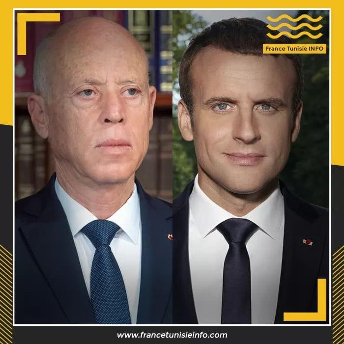 E. Macron et K. Saied  agissent ensemble pour une architecture sanitaire internationale plus robuste