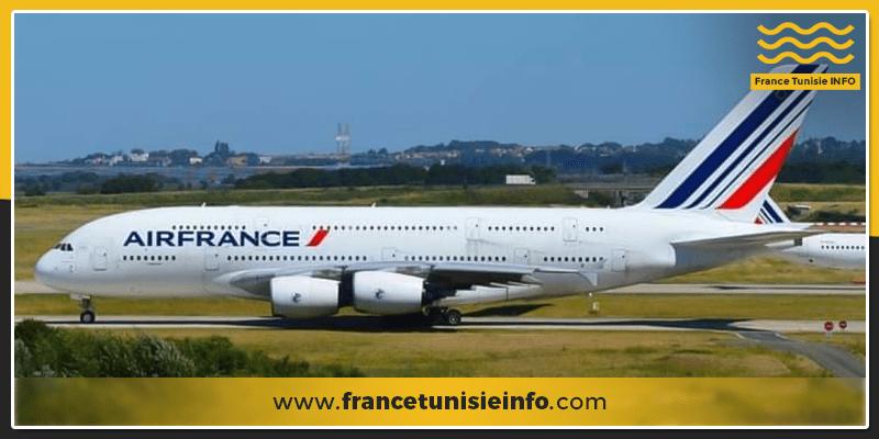 La Tunisie sera desservie par Air France cet été