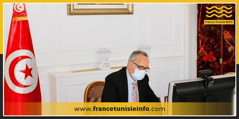 La diplomatie tunisienne participe à la co-construction du projet de relance MENA 2021