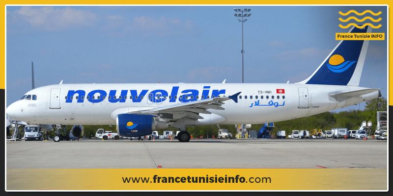 Nouvelair assure 90 vols hebdomadaires cet été au départ de la Tunisie vers la France et la Belgique