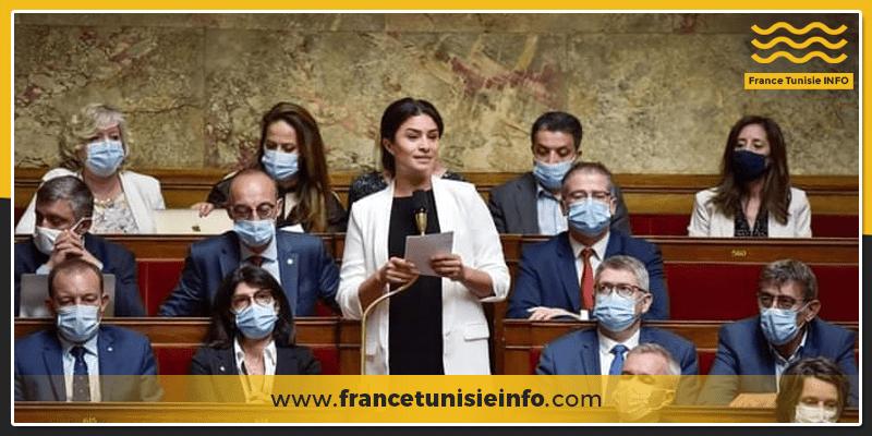 Sonia Krimi, élue Rapporteure de la Commission d'enquête sur les migrations à l'Assemblée nationale