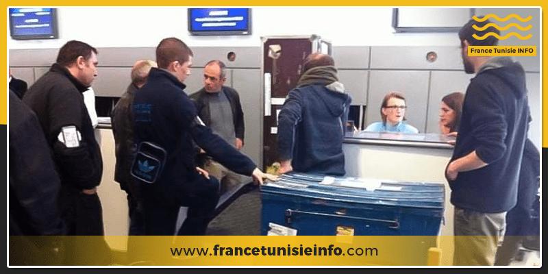 Application abusive des mesures sanitaires à Roissy,  des tunisiens lancent un appel au préfet de la ville de Paris
