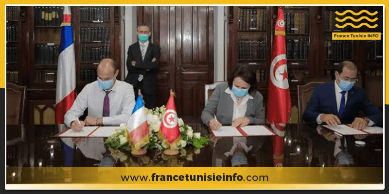 Les 15 accords signés entre la France et la Tunisie dans le cadre de la dernière session du HCC