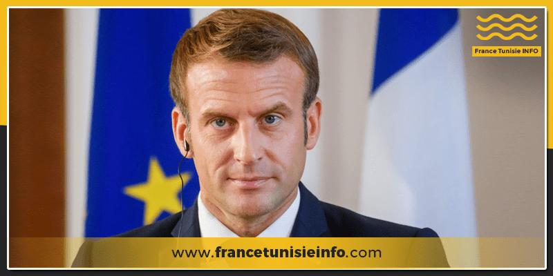Emmanuel Macron FranceTunisieInfo - Emmanuel Macron durcit sa stratégie migratoire contre les pays du Maghreb