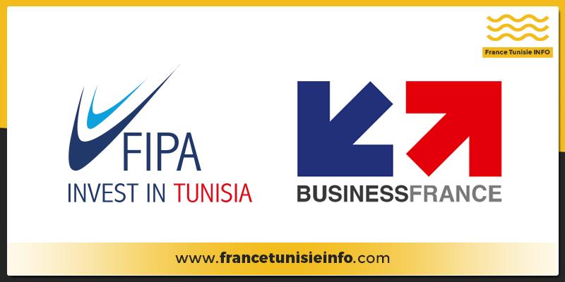 Une convention de partenariat est signée entre Business France et FIPA Tunisia