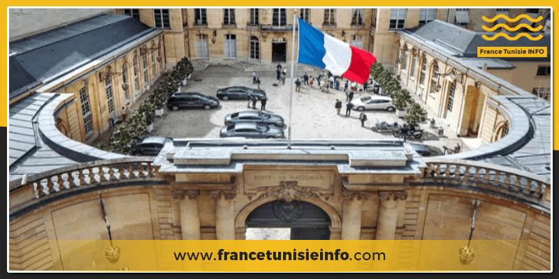 Communiqué du gouvernement Français sur la visite de Jean Castex en Tunisie