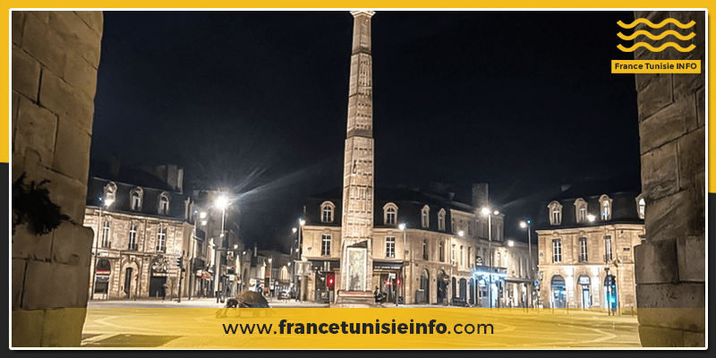 un Tunisien tué dans une rixe près de la Place de la Victoire à Bordeaux