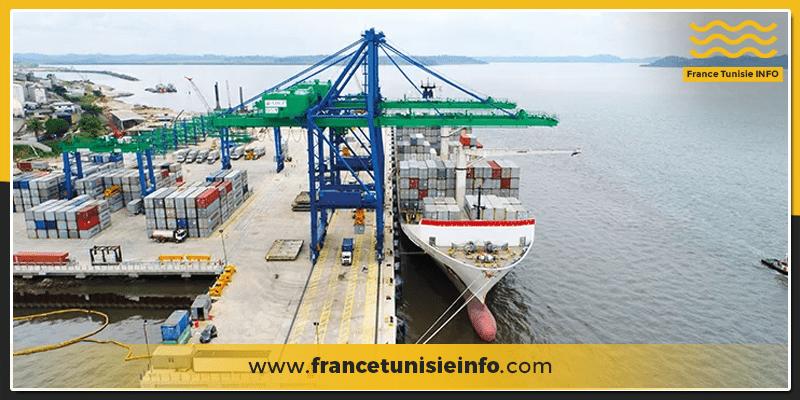 La France apporte son soutien au secteur portuaire en Tunisie