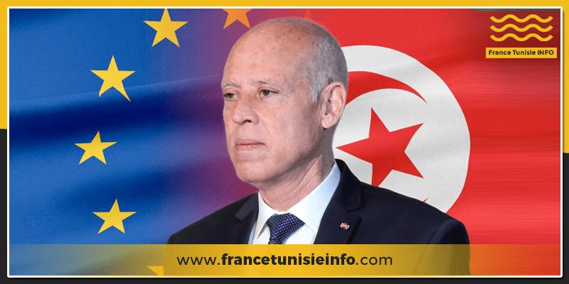 Kaies Saied Union Europeenne FranceTunisieinfo - Déclaration du haut représentant, au nom de l'Union européenne
