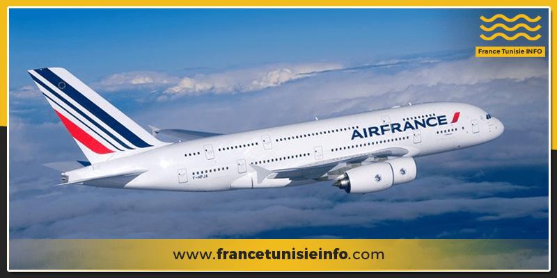 """air france francetunisieinfo - Air France lance """"Ready To Fly"""" un service de vérification des titres de voyage"""